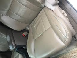 Front leather fix - options... - Toyota 4Runner Forum - Largest ...