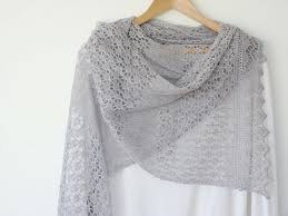 Lace Scarf Knitting Pattern
