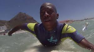 South Africa: 'When <b>I'm surfing</b>, I feel like everything is possible ...
