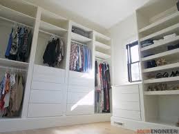 diy master closet plans rogue engineer