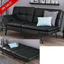 splitback sofa memory foam futon