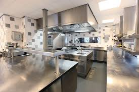 efficient restaurant kitchen design Some Consideration in Applying