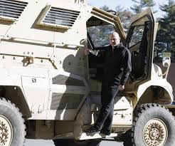 Leftover armored trucks from Iraq coming to local police ...
