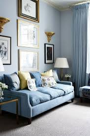 Chelsea Living Room With Blue Grey Scheme Blue Living Room Ideas Blue  Living Room