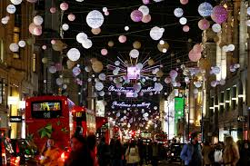 London Christmas Lights Switch On Date 2018 Christmas Lights Switch On Dates 2018 From Londons Oxford