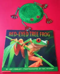 tree frog template red eyed tree frog craft april is national frog month fun with craft