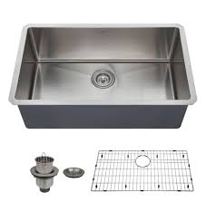 Best Single Bowl Kitchen Sink Reviews  Buying Guide  BKFHDeep Bowl Kitchen Sink
