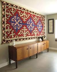 how to hang a rug on the wall hanging rug display incredible clips to hang rugs