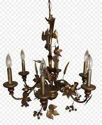 Kronleuchter Bronze Antik Beleuchtung Leuchte Antike Png