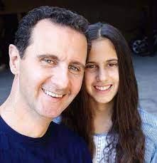 ابنة بشار الاسد تحصل على 99% في امتحانات الثانوية العامة بسوريا