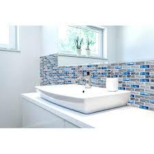 blue glass tile kitchen subway marble bathroom wall shower bathtub fireplace new design mosaic tiles designs using backsplash ideas for kitche