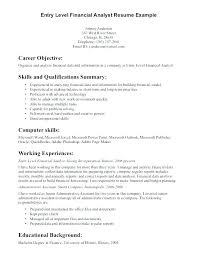 Resume Opening Statement Examples – Resume Pro