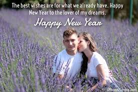 Quotes About New Love Awesome 48 Romantic New Year Eve 4819 Love Quotes Dream Lover Wishes