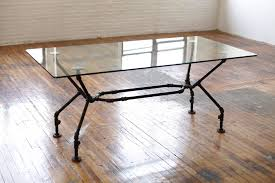 pipe tables made black plumbing pipes fittings along tierra este throughout table decor 12 architecture diy