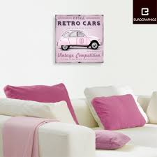Small Picture Eurographics Retro Cars by Design Studio Wall Art Reviews