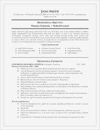 Resume For Pharmacy Technician Picture Gallery Website Pharmacy