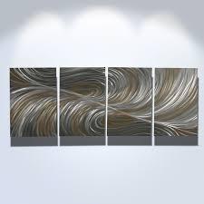 mind blowing handmade modern metal wall art pieces  style