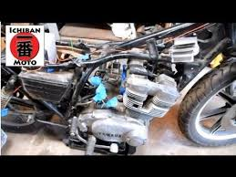 ichiban cafe racer part 13 how to install custom wiring harness ultima wiring harness at Custom Chopper Wiring Harness