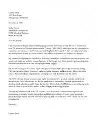 Cover Letter For Application To Graduate School Cover Letter
