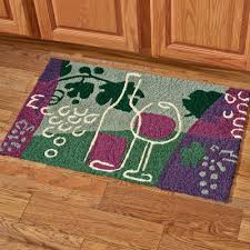 wine kitchen rugs home gs to handmade rug table pictures