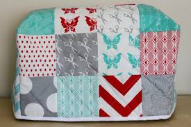 Quilted Sewing Machine Cover Pattern