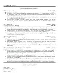 Senior Financial Analyst Resume Sample Market Research Analyst Resume Sample Baxrayder