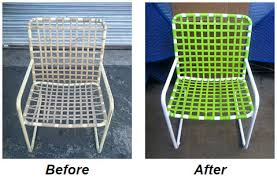 outdoor patio furniture repair