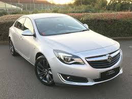 Vauxhall Insignia Abs Light Keeps Coming On Used Vauxhall Insignia Hatchback 2 0 Cdti Ecoflex Sri S S