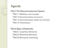 technology guide 4 1 telecommunications networks and the world 3 agenda tg4 1