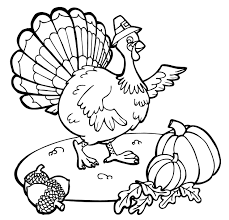 Small Picture Coloring Pages Free Thanksgiving Coloring Pages
