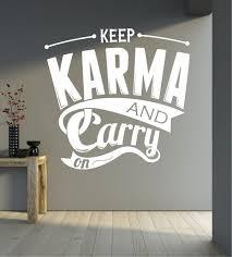 Englische Zitate Karma Sprüche Allein Durchs Leben