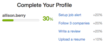 Then you can upload your resume via Google Drive, Dropbox, or from your  files. It's that easy!