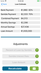 pay back loans calculator semble loan calculator by todd tarbert
