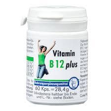 Vitamin B12 Plus Kapseln