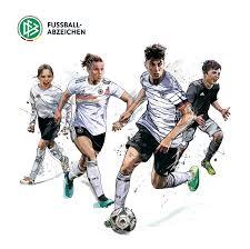 Fans können ihren idolen vermeintlich näher sein als früher. Start Dfb Fussball Abzeichen Sportlich Projekte Programme Dfb Deutscher Fussball Bund E V