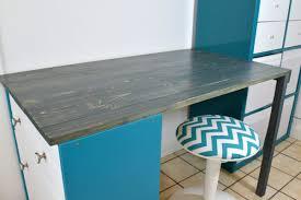 Rast + Kallax = New Desk