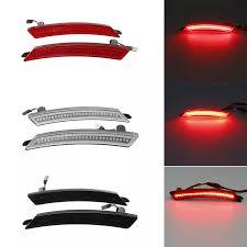 Mini Cooper Marker Lights 2pcs Rear Led Side Marker Lights For Mini Cooper R55 R56 R57 R58 R59 R60 R61