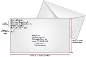 international mailing address format uci transportation and distribution services