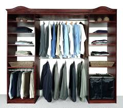 seville classics expandable closet organizer system large size of storage organizer cherry closet system closets wood