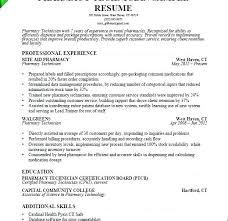 Safeway Pharmacist Sample Resume Podarki Co
