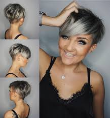Photo Gallery Of Layered Pixie Hairstyles With An Edgy Fringe