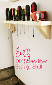 Tools For Diy Projects Diy Storage Solutions For A Well Organized Garage