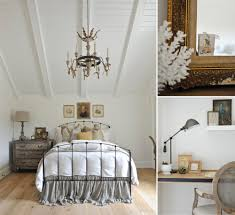 Awesome French Farmhouse Bedroom Style Inspiration. 4.17.2016