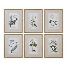 image is loading vintage style leaf berry flower 6 pc wall  on white and gold framed wall art with vintage style leaf berry flower 6 pc wall art set beaded gold