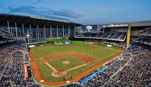 Marlins Stadium Seating Chart Marlins Park Miami Marlins Ballpark Ballparks Of Baseball