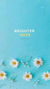 Brighter days spring mobile wallpaper ...