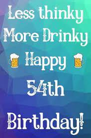 Happy 54th Birthday