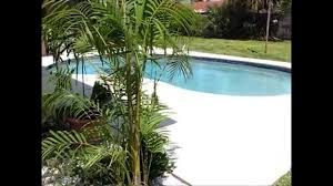 pool deck repair pool deck painting before after indialantic fl you