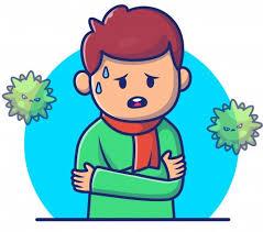 Resultado de imagen de alumno con fiebre