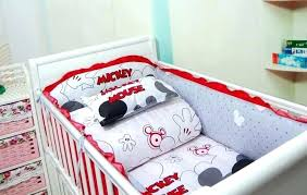 black and white mickey mouse bedding mickey mouse crib bedding mickey mouse crib bedding set soft baby sheet baby bedding set cover mickey mouse crib
